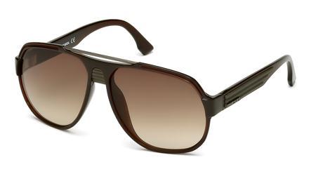 boutique pour officiel grande remise pour 50-70% de réduction Visuel lunettes de soleil Diesel femme
