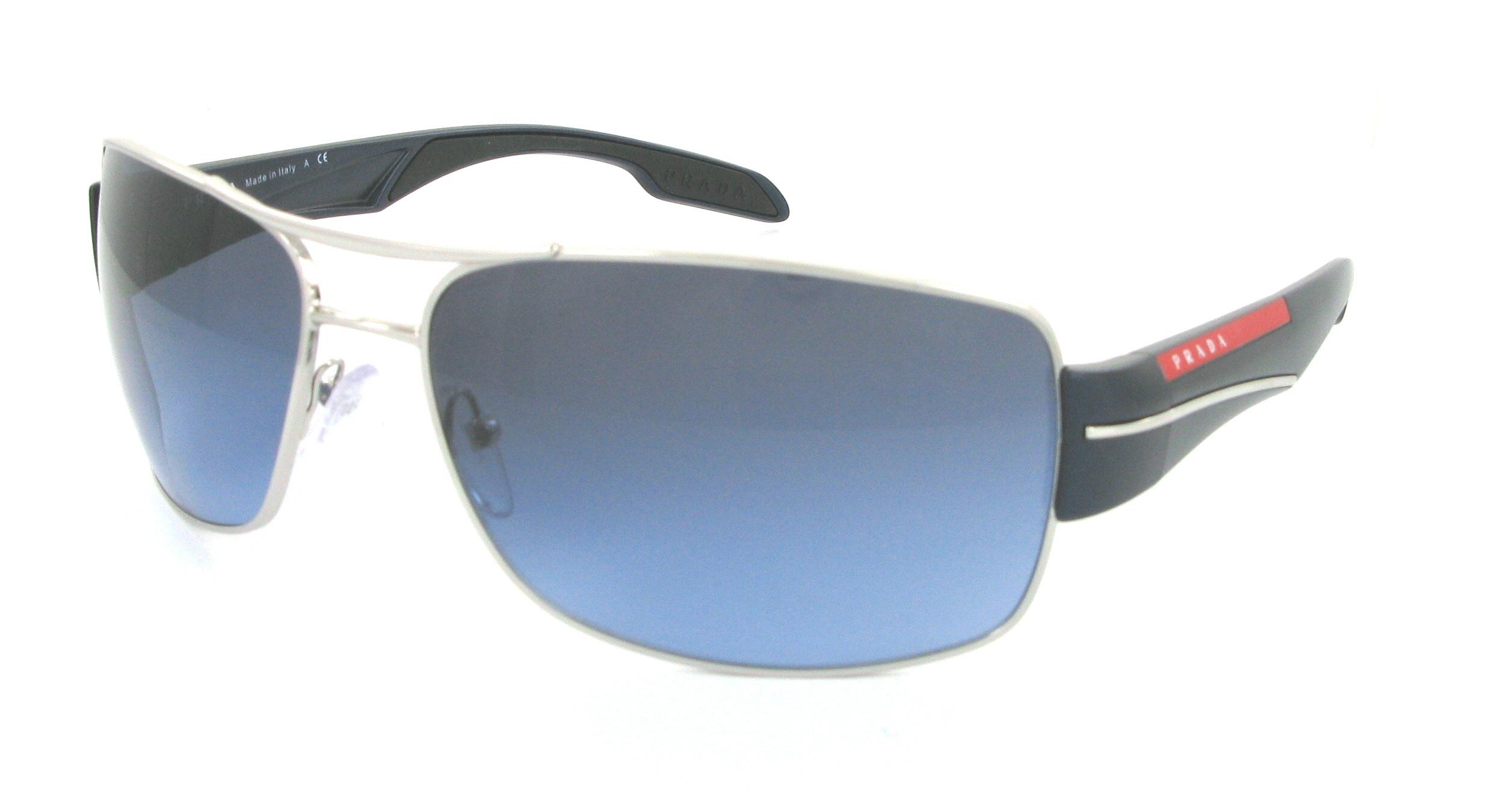 cc81a1c3277c1 Montures lunettes de soleil Prada Sport homme