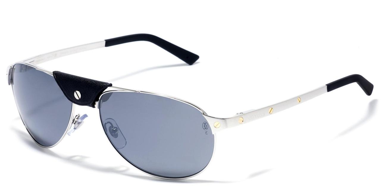 Exemples lunettes de soleil cartier homme - Lunette de soleil cartier homme ...