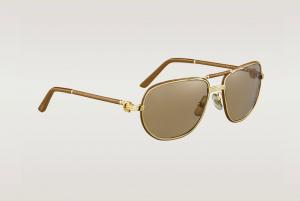 d79939c89c2530 Tendance lunettes de soleil Cartier homme